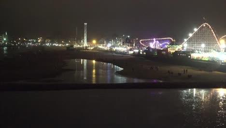California-Amusement-Park-Lights-Pan