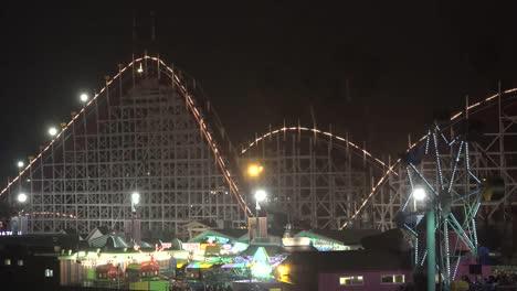 California-Amusement-Park-Roller-Coaster