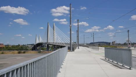 Oregon-Portland-Tilikum-Crossing-Bridge