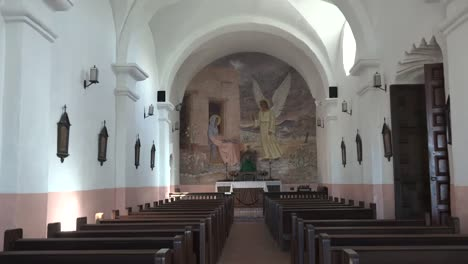 Texas-Goliad-Presidio-La-Bahia-Church-Interior-Zoom-Out