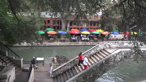 Texas-San-Antonio-Steps-To-River-Walk