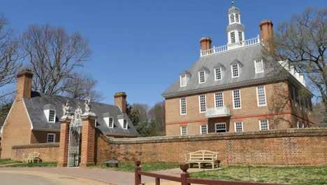 Virginia-Colonial-Williamsburg-Governor-s-Palace