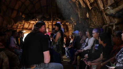Virginia-Jamestown-People-In-Dark-Lodge