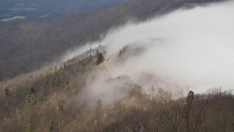 Virginia-Fog-On-The-Blue-Ridge-Time-Lapse