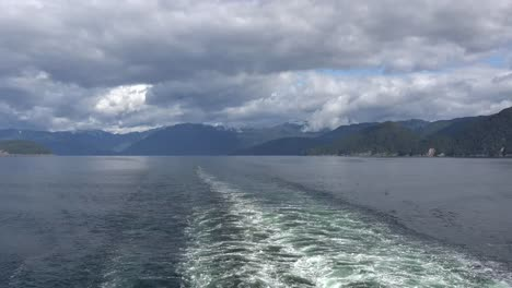 Chile-Aisen-Fjord-Zooms-Out-On-Wake