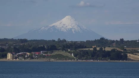 Chile-Osorno-Volcano-Beautiful-View