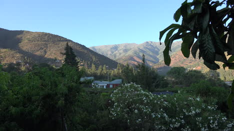 Chile-Early-Morning-Mountain-View