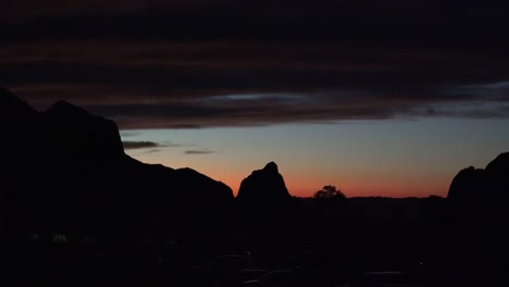 Texas-Big-Bend-Chisos-Red-Sunset