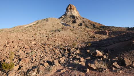 Texas-Big-Bend-Rock-Spike-With-Rubble