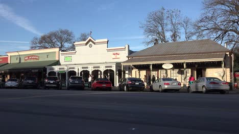 Texas-Fredericksburg-Downtown-Buildings