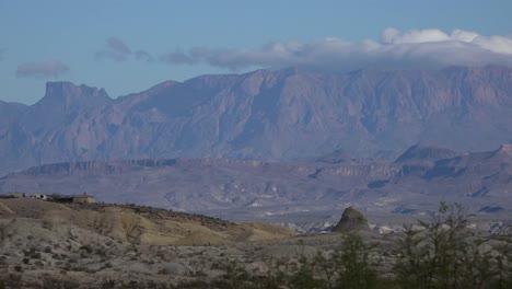 Texas-Terlingua-Distant-Mountain