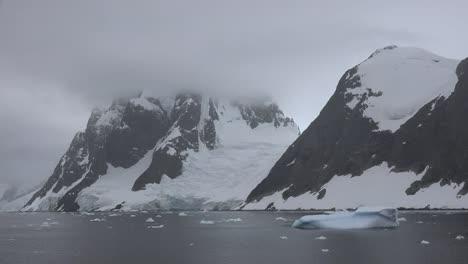 Lapso-De-Tiempo-Del-Canal-Antártico-Lemaire