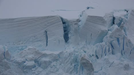 Antarctica-Lemaire-Cracks-In-Ice