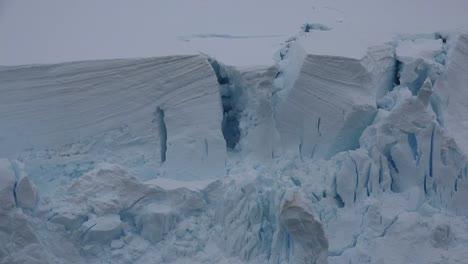 Antarctica-Lemaire-Cracks-In-Ice