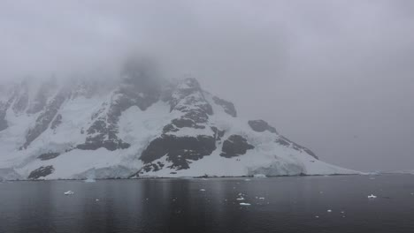Antarctica-Lemaire-Misty-Point-View