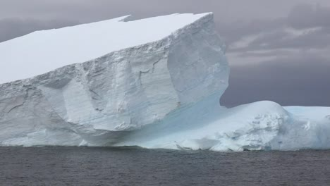Antarctica-Movement-On-Iceberg