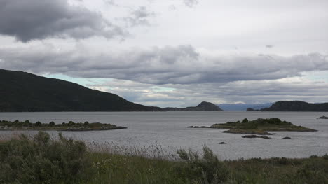 Argentina-Lago-Roca-Tierra-Del-Fuego-Park-Pan-And-Zoom
