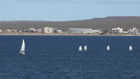 Argentina-Puerto-Madryn-Sailboats-Pan-And-Zooms