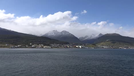 Argentina-Ushuaia-City-Overview