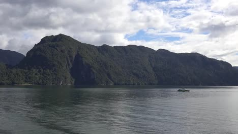 Chile-Aisen-Fjord-Boat-Provides-Scale