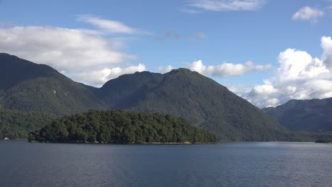 Chile-Aisen-Fjord-Island-And-Hills