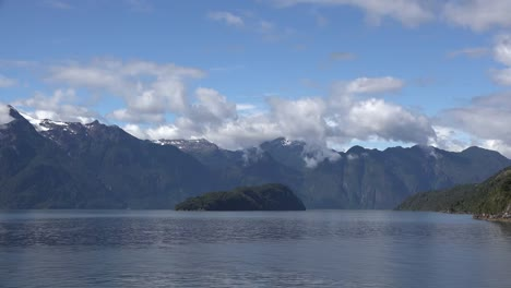 Chile-Aisen-Fjord-Island-And-Mountains