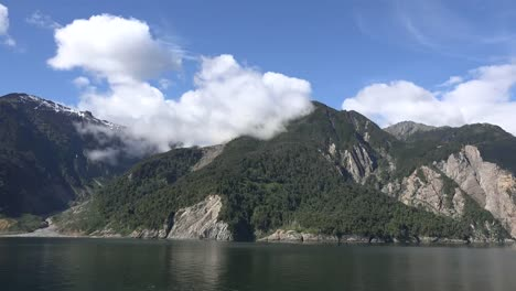 Chile-Aisen-Fjord-Rugged-Mountains-And-Stream-Valley