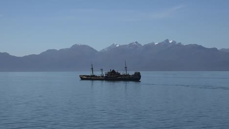 Chile-Captain-Leonidas-Zooms-To-Ghostly-Shipwreck