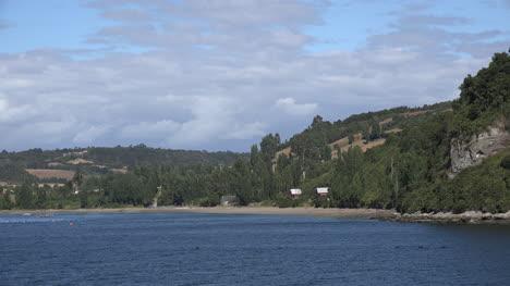 Chile-Estero-De-Castro-Approaching-Cliff