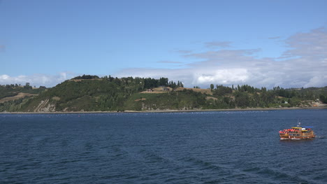 Chile-Estero-De-Castro-Excursion-Boat