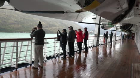 Chile-Glacier-Alley-Passengers-On-Ship-Zooms-In