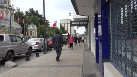 Chile-Punta-Arenas-Zooms-On-Street-Scene
