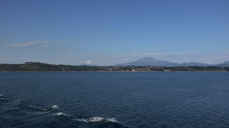 Chile-Passing-Volcanoes-From-Ship
