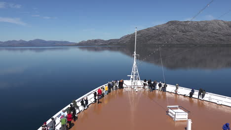 Chile-Ship-Bow-With-Passengers