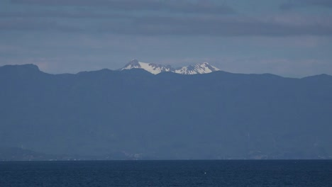 Chile-Snow-Capped-Mountains-Near-Puerto-Montt