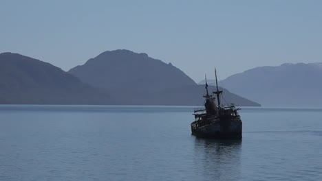 Chile-View-Of-Shipwreck-Pan-And-Zoom
