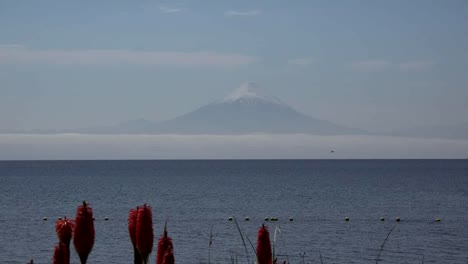 Chile-Zooms-To-Volcano