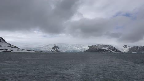 Antarctica-Admiralty-Bay-Beyond-Wake
