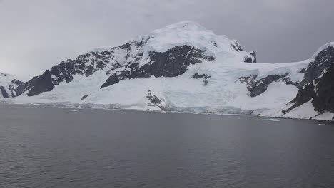 Antarctica-Shore-Of-Gerlache-Strait