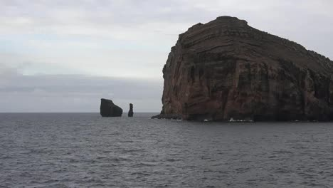 Antarctica-Zooms-On-Sea-Stacks