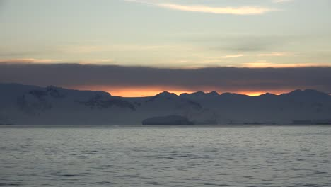 Antarctica-Zooms-Out-From-Sunrise