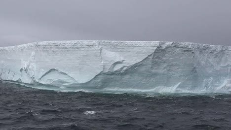 Antarctica-Zooms-Out-From-View-Of-Iceberg