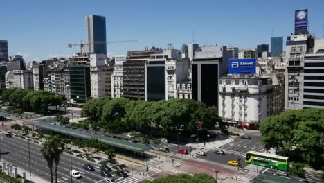 Argentina-Buenos-Aires-Downtown-View-Af