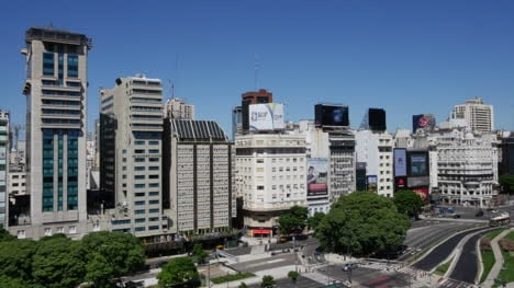 Argentina-Buenos-Aires-High-Rise-Buildings-On-Avenue-Af