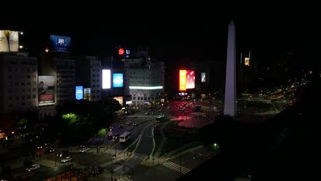 Argentina-Buenos-Aires-Night-Vista