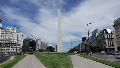 Argentina-Buenos-Aires-Obelisk-And-Sidewalks-Zoom-In