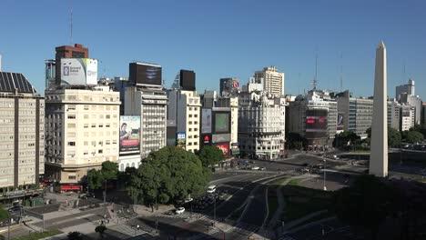 Argentina-Buenos-Aires-Obelisk-On-July-9-Avenue