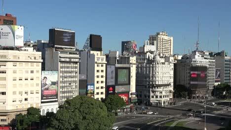 Argentina-Pans-9-July-Avenue-Buenos-Aires