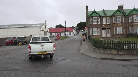 Falklands-Truck-On-Stanley-Street