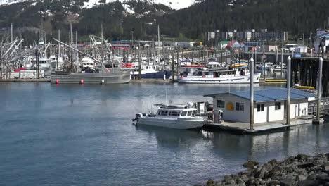 Alaska-Whittier-Harbor-Zoom-In